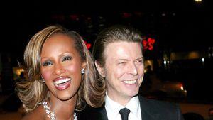 Zu David Bowies (†) Geburtstag: Witwe Iman zollt ihm Tribut