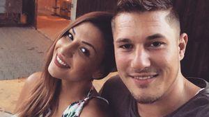 Inci Elena Sencer und ihr Verlobter