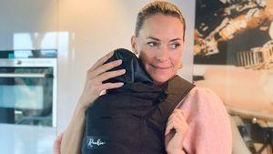Iris Aschenbrenner ehrlich: Mama-Dasein nicht immer leicht!