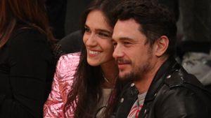 Seltener Anblick: James Franco kuschelt mit seiner Freundin!
