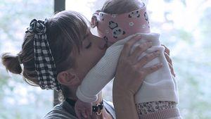 Geschwisterchen für Ella: Bekommt Isabell Horn bald 2. Baby?