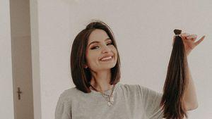 40 Zentimeter ab: YouTuberin Ishtar Isik spendet ihre Haare