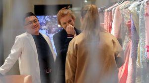 Zweite Hochzeit? Isla Fisher in Brautmodengeschäft gesichtet