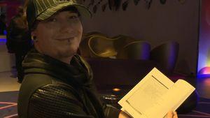 Berlin-Fan: US5-Izzy legt in der Hauptstadt los