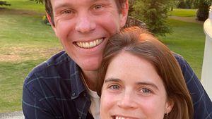Zehnter Jahrestag: Prinzessin Eugenie und Jack teilen Fotos