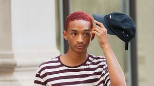 Jaden Smith in New York