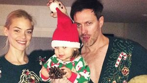 Jaime King zeigt ihre crazy Christmas Family!