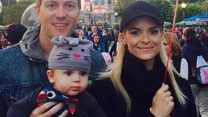 Putzig! Jaime Kings mausiger Disneyland-Ausflug