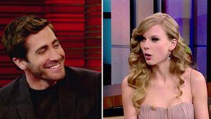 Jake Gyllenhaal und Taylor Swift stehen auf Latte