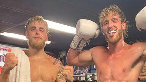 Treten Jake und Logan Paul bald gegeneinander im Ring an?