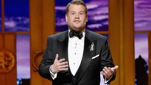 "James Corden bei den ""Tony Awards"" 2016 in New York"