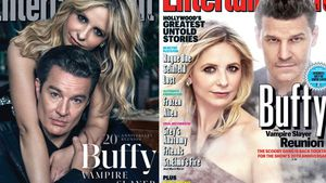 Spike oder Angel? Buffy-Star Sarah Michelle Gellar wählt...