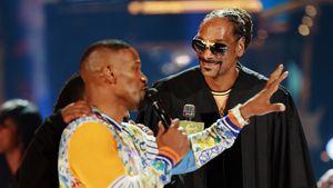 Jamie Foxx ließ Snoop Dogg auf das Date seiner Tochter los