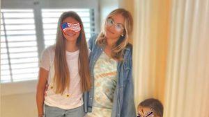 Neues Bild: So groß sind Jamie Lynn Spears' Töchter schon
