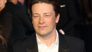 "Jamie Oliver bei der ""Eddie The Eagle""-Premiere in London"