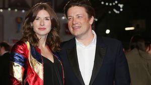 Jamie Oliver und seine Frau Juliette