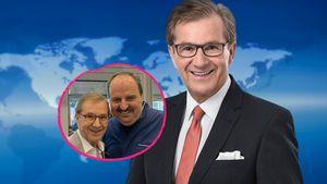 Keine Pause: Jan Hofer nach Schwächeanfall wieder auf Event