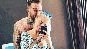 Single-Dasein ade? Jan Leyk kuschelt mit süßer Blondine