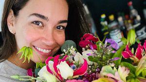 XXL-Blumenstrauß: So wurde Jana Ina von Giovanni überrascht!