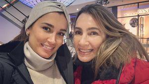 Wie Schwestern: Jana Ina Zarrella zeigt ihre hübsche Mama