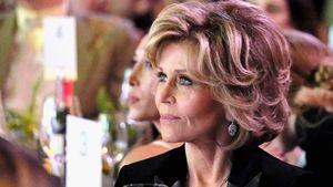 Jane Fonda 2017 einer Veranstaltung