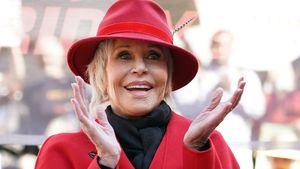 Jane Fonda (82) erklärt stolz: Es ist Schluss mit Beauty-OPs