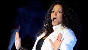 Janet Jackson bei einer Performance im Greek Theatre