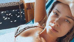 Nach Hochzeit: Janina Uhse ist genervt von Baby-Fragen