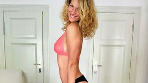 """Wunder der Natur"": Janni Kusmagk teilt sexy Bikini-Bild"