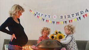 31 Jahre: Janni Kusmagk feiert hochschwanger Geburtstag!