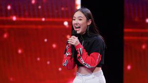 Supertalent-Kandidatin Jannine ist ein Mega-Star in Asien