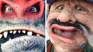 Jared Leto und Mark Ruffalo: Inkognito auf der Comic Con