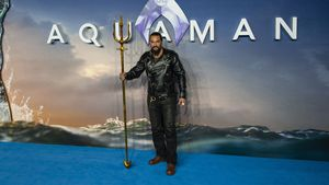 """Im """"Aquaman""""-Kostüm: Jason Momoa konnte nicht aufs Klo!"""