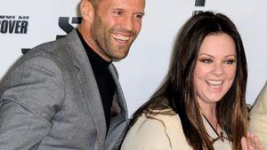 Jason Statham mit Melissa McCarthy bei Sex-Szene erwischt!