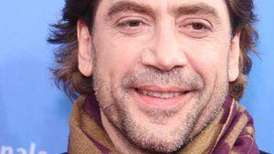 Javier Bardem ganz alleine bei der Berlinale!