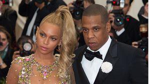 Beyoncé und Jay-Z bei einer Gala in New York