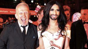 ESC: Jean-Paul Gaultier stimmte 75x für Conchita