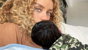 Nach Geburt: Jason Derulos Freundin Jena teilt Stillfoto