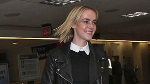 Jena Malone: Kloster-Look und trotzdem cool