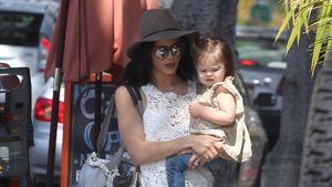 Süßes Duo: Jenna Dewan-Tatum & Tochter Everly
