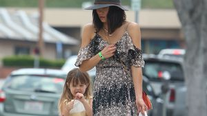 Everly Tatum und Jenna Dewan Tatum in Los Angeles