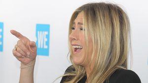 1. Auftritt nach Trennung: Jen Aniston lacht Gerüchte weg!