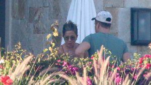 Von wegen Ehe-Aus: Jennifer Aniston & Justin im Urlaub