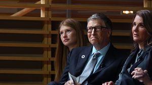 Fotos: Melinda und Bill Gates führten Tochter zum Traualtar!