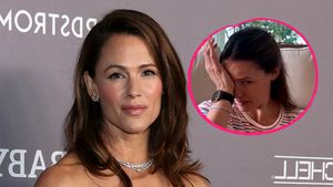 Wegen ihrer Kinder: Jennifer Garner weint im Livestream