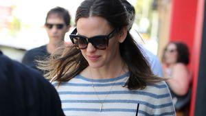Trotz Scheidung: 1. Fotos zeigen ein relaxte Jennifer Garner