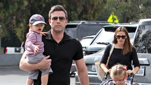 Jennifer Garner und Ben Affleck mit Kindern