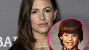 Mit 8-Dollar-Haarschnitt: Jennifer Garner teilt Kinderbild