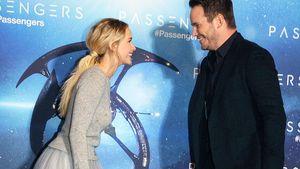Jennifer Lawrence und Chris Pratt in Paris