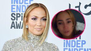 Biden ist Präsident: Jennifer Lopez weint Tränen des Glücks!